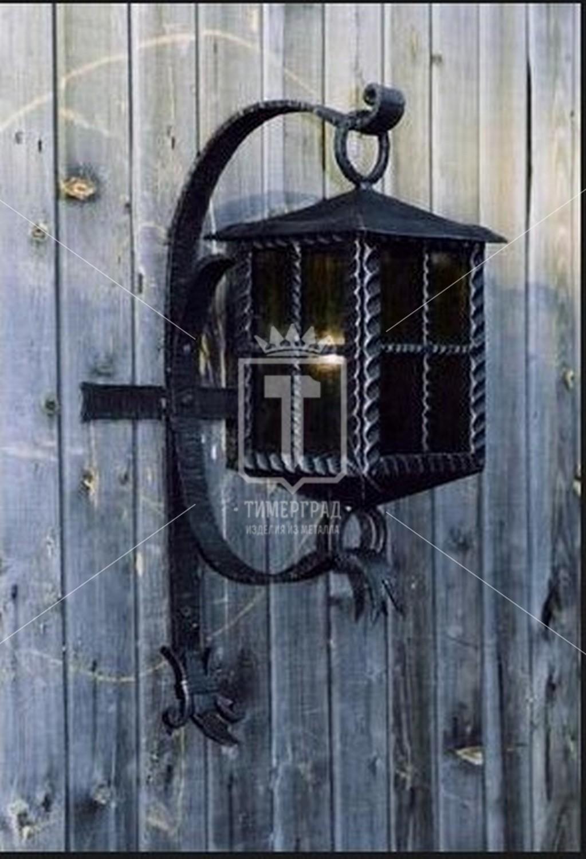 Средневековый фонарь своими руками 91