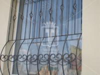 Выпуклая решетка с шишками и барашками (Арт. 032)