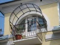 Козырек для маленького балкона (Арт. 035)