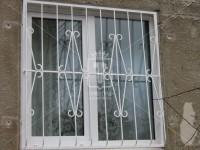 Сварная решетка с ажурными ромбами (Арт. 033)