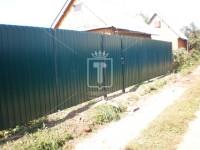 Забор из профлиста (Арт. 116)