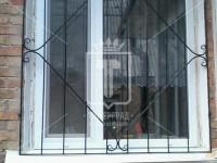 Решетка с ажурным ромбом (Арт. 041)