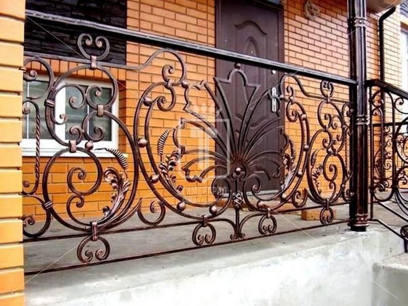 Перила, балконные ограждения